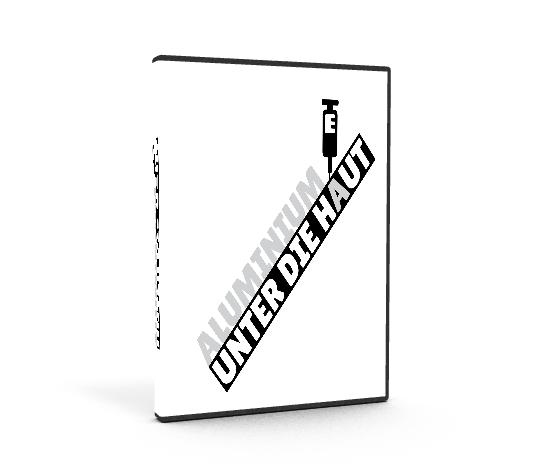 Aluminium-Unter die Haut DVD