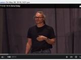Christopher Exley spricht auf Autismus-Konferenz zur Aluminium-Problematik